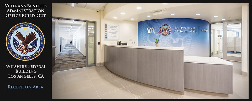 Veterans Benefits Administration Office Build-Out