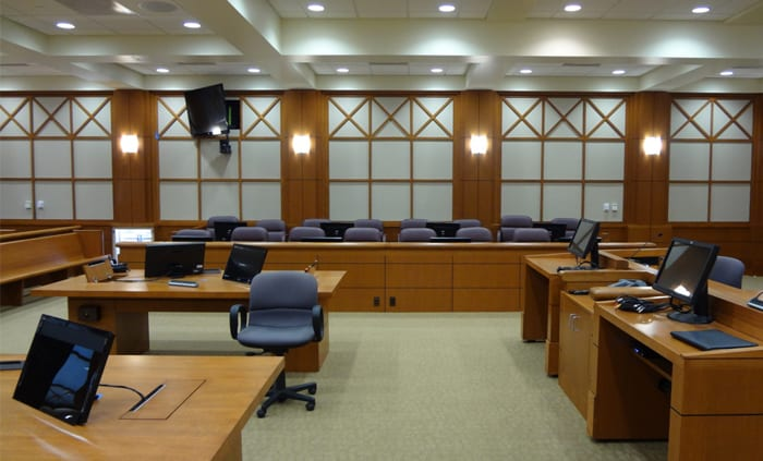 Courtroom Design